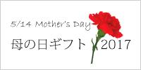 2017母の日 サイドバー